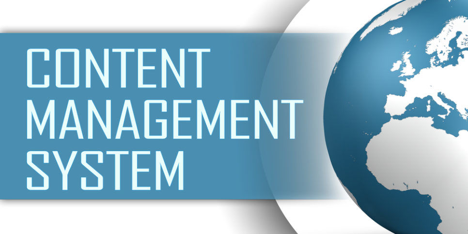 CMS and Content Management Systems - Content Management System
