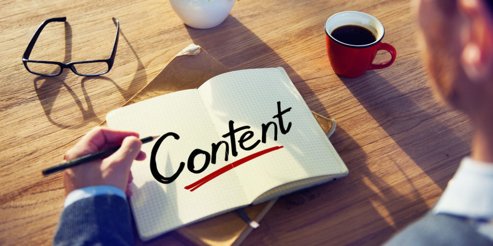 Content Writing and Content Marketing - Content Writing