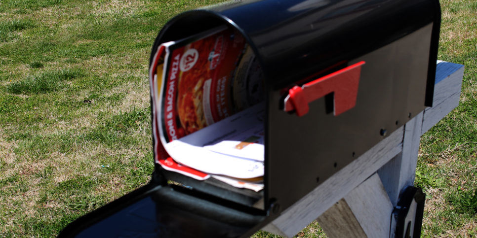 Direct Mail Marketing - Advertise By Mail