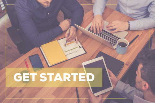 Get Started - Contact Us