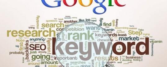Keywords Still Matter to Google
