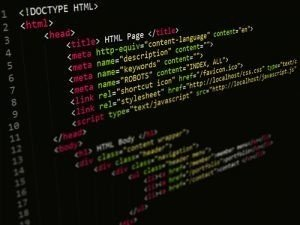 HTML Coding on a Website with a Script Editor in Austin Texas 300x225 300x225 - #1 Austin Web Design Company