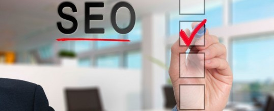 SEO Checklist- Check it Off!