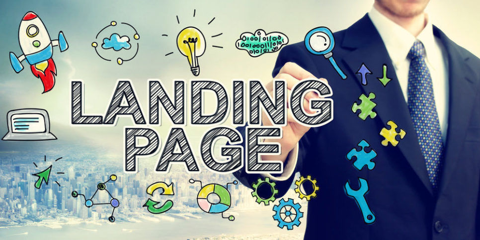 Landing Page Website - Landing Pages