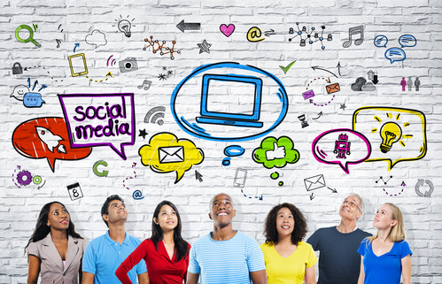 Social Media Engagement - Social Media is Here: Embrace It