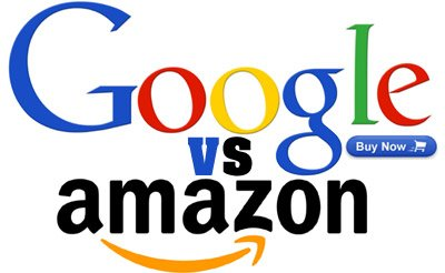 Google vs Amazon - Google vs. Amazon