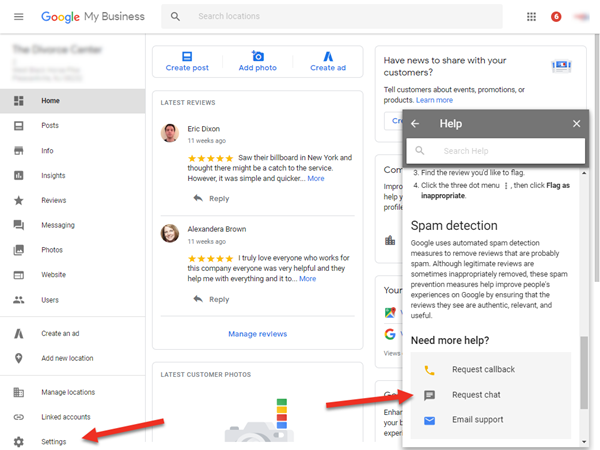 Report a Google Review through Google Small Business Support - Google May Remove Your Negative Review- 8 Tips to Help
