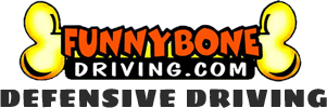 Funny Bone Schools Logo - Funny Bone Defensive Driving School