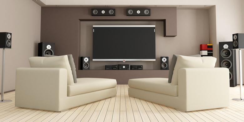 Home Theater and Media Room Installation by AV Connect - Business Directory