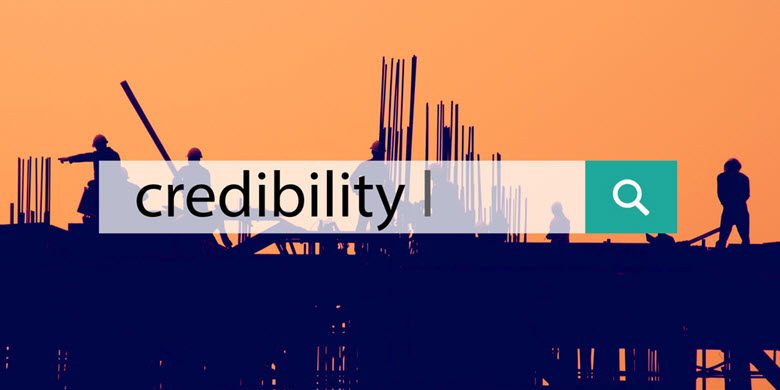 Stay Credible Online - How To Become Credible Online, Quickly!