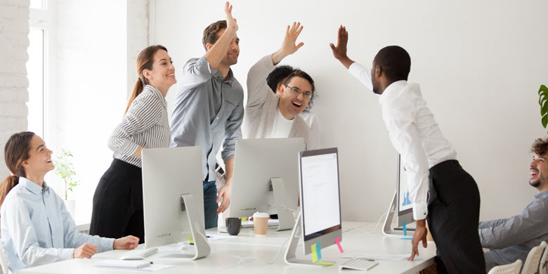 Sales Team - 4 Tips to Inspire Your Sales Team