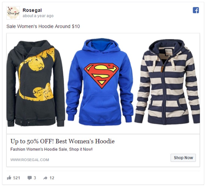 Offer 1 - Facebook Advertising 101: How to Create Stellar Ads that Work