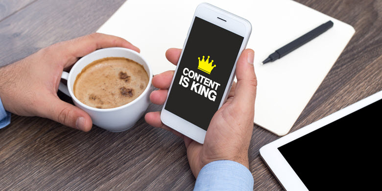 Content is King for Engagement - 5 Tips to Increase Blog Engagement