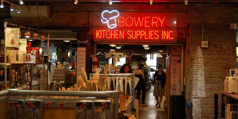Bowery Kitchen Supply Store On The Profit An Nyc Kitchen Supply Store
