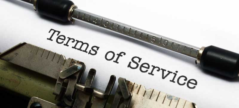 Terms of Serivce - Terms of Service