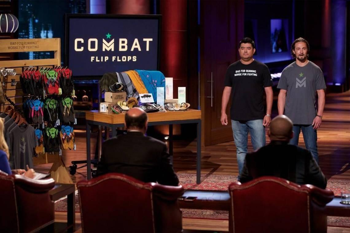 combat flipflops shark tank - Combat Flip Flops: Shark Tank Updates in 2020