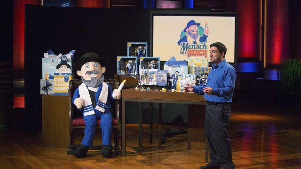 menschonabench sharktank2 1024x575 - Mensch On A Bench: Shark Tank Updates in 2020