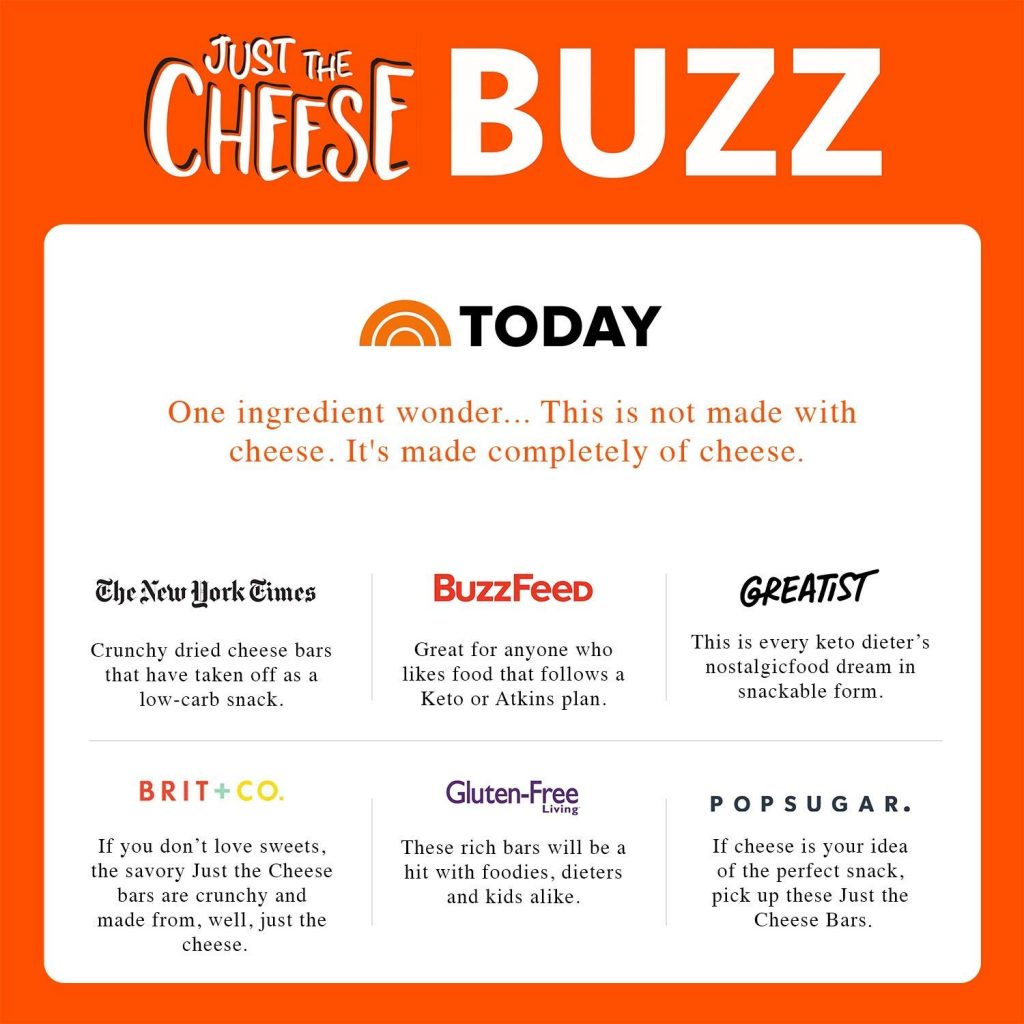 just the cheese buzz on shark tank 1024x1024 - Just the Cheese: Shark Tank Updates in 2020