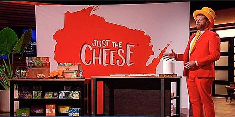 rsz justthecheese on sharktank - Just the Cheese: Shark Tank Updates in 2020